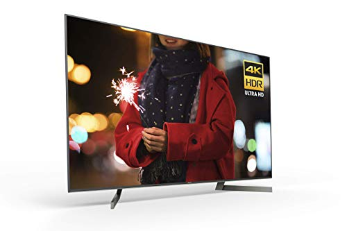 Sony XBR75X900F 75-Inch 4K Ultra HD Smart LED TV with Alexa Compatibility
