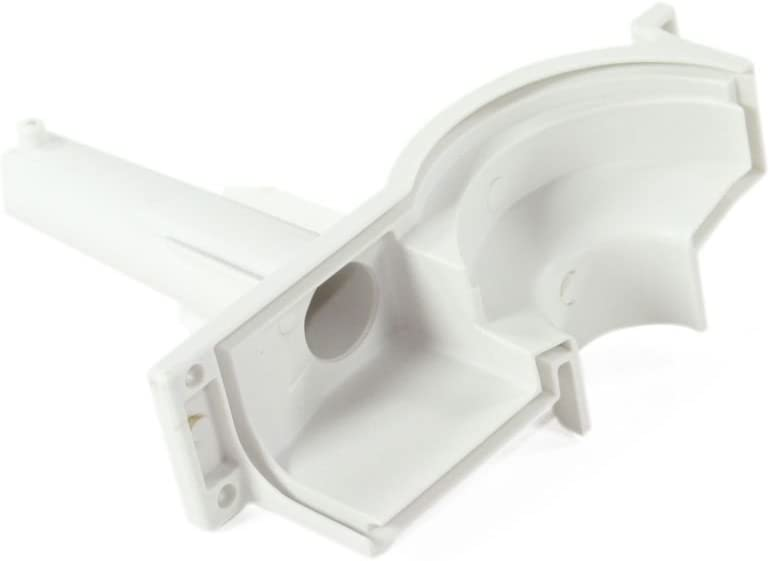 807145201 Dishwasher Spray Arm Support and Pump Cover Genuine Original Equipment Manufacturer (OEM) Part