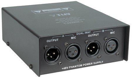 APEX APP22 Dual 48V Phantom Power Supply