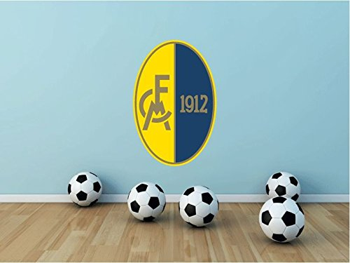 Modena FC Italy Soccer Football Sport Art Wall Decor Sticker 25'' X 16'' by postteam
