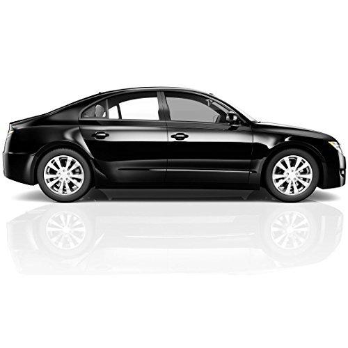 PSSC Pre Cut Front Car Window Films Vauxhall Corsa 3 Door 2007-2013 35/% Medium Tint