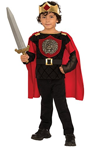 Prince Costumes For Little Boys (Rubies Costume Child's Little Knight Costume, Small, Multicolor)