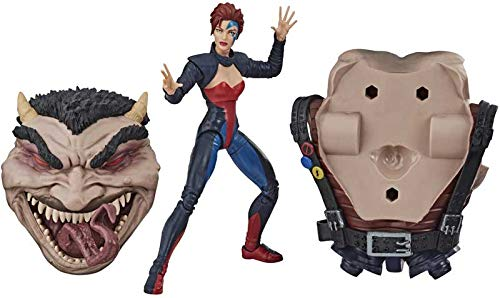 41c12zheXaL COLLECTOR Marvel X Men Legends- The Age of Apocalypse- Jean Grey- Collect The Set to Build Sugar Man! Action Figure with…