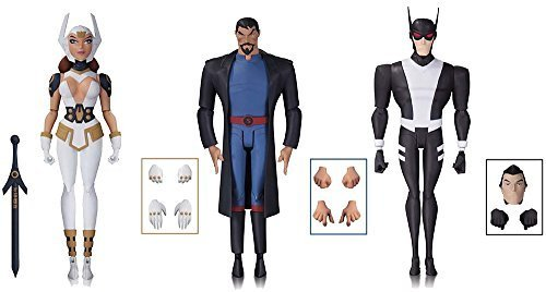 DC Collectibles Justice League Gods and Monsters Batman, Superman, Wonder Women Set of 3 Action Figures by DC Collectibles