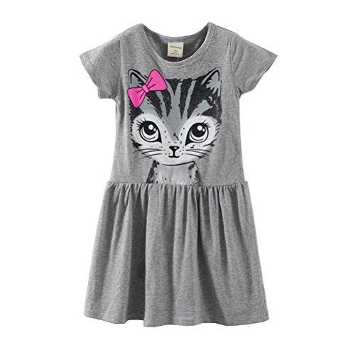 Buy cat jersey dress - 1