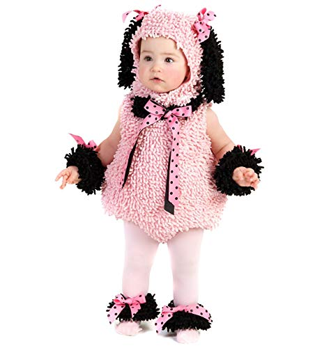 Pinkie Poodle Costume - Baby