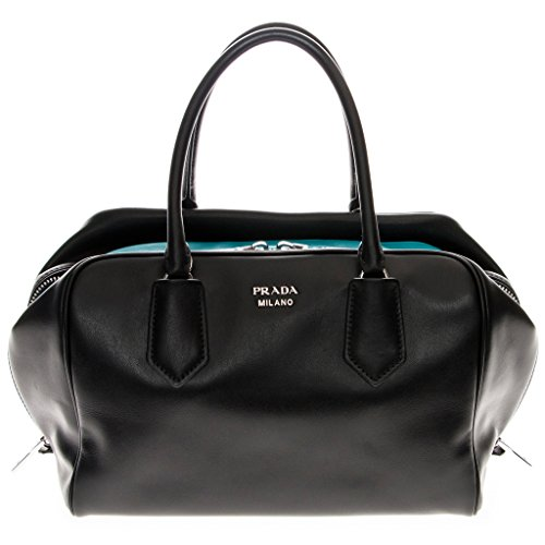 Prada-Womens-Medium-Double-Handle-Soft-Calf-Inside-Bag-Black