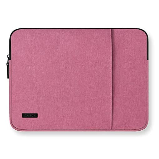 CAISON 10-11 inch Tablet Case Sleeve For 2019 New 10.5″ iPad Air / 10.5″ – 11″ iPad Pro/New 10.5″ SAMSUNG Galaxy Tab S6 S5e / HUAWEI MediaPad T5 T3 M5 / Microsoft Surface Go