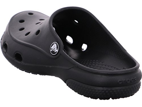 crocs Classic, Unisex-Erwachsene Clogs Nero