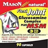 Mason Natural - Flexi-Joint Glucosamine Complex Plus MSM - 90 Count