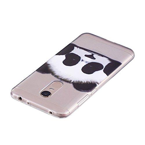 Anti Panda Con Sottile Case Redmi Custodia Waterm Antiurto graffio Per Hut Pattern Tpu Ultra Silicone In Posteriore Cover Cozy Xiaomi 5 Rigida Z1BCqwqT