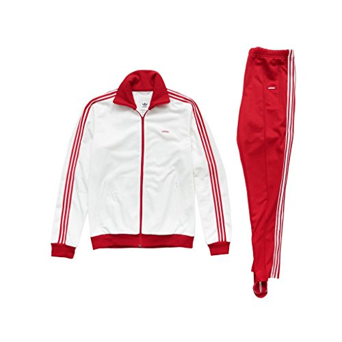 Adidas Men The Bechenbauer Tracksuit - Made in Germany white Size XL US by adidas