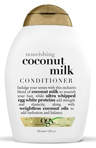Price comparison product image Ogx Conditioner Coconut Milk Nourishing 13 Ounce (384ml) (6 Pack)
