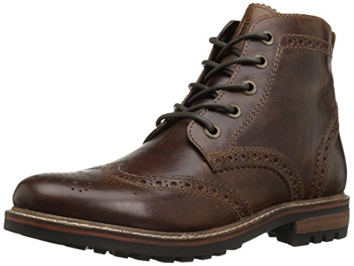 Mens Casual Winter Boots (Crevo Men's Speakeasy Winter Boot, Chestnut, 10 M US)