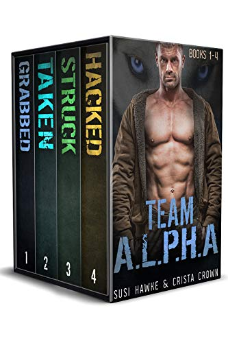 Team ALPHA Books 1-4 (Team ALPHA Bundle Book 1)