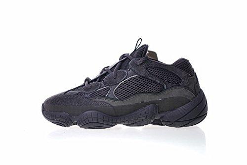 Scarpa 500 Scarpe Uomo Donna da Running Corsa Desert Rat Sportive Ginnastica Black Carbon Sneakers Fitness AqF7S5