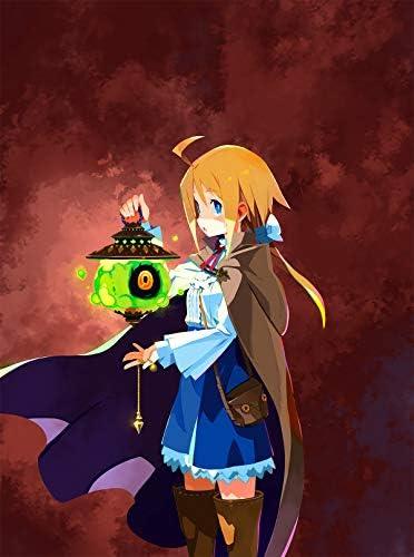 【Amazon.co.jpエビテン限定】ガレリアの地下迷宮と魔女ノ旅団 通常版 ファミ通DXパック 3Dクリスタルセット PS Vita版