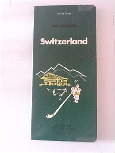 Book Switzerland Michelin Green Guide (Green tourist guides)