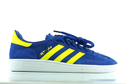 adidas spezial yellow and blue