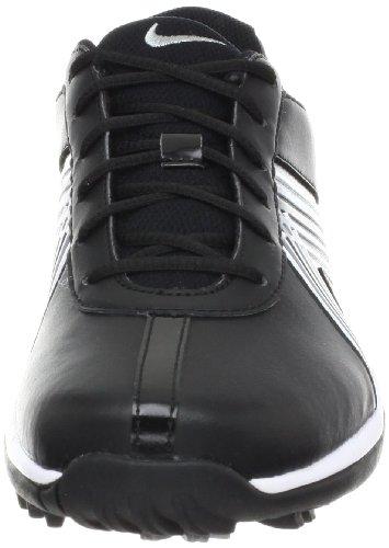 newest 25c85 6ac08 Amazon.com   NIKE Golf Women s NIKE Delight IV Golf Shoe, Black Metallic  Silver White, 6.5 B(M) US   Golf