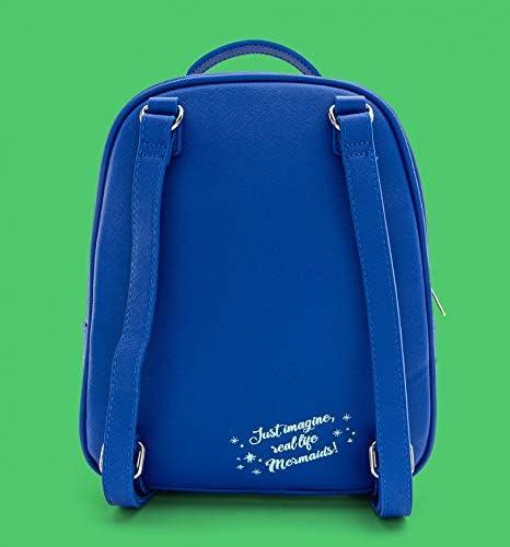 Loungefly Disney Peter Pan Mermaids Mini Backpack