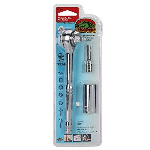Gator Grip Steckschlüssel Multi Funktions Handwerkzeuge Gator Grip und Handle Universal Reparatur Werkzeuge 7-19mm