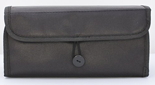 - Roll Up Cosmetic & Grooming Travel Organizer Bag