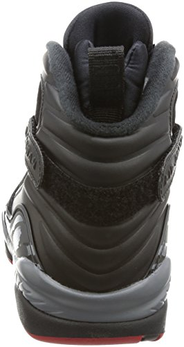 Jordan Air 8 Retro Mens Scarpe Da Basket Nero