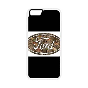 Personlised Printed Ford Phone Case For iPhone 6 Plus 5.5 Inch GU4K03084