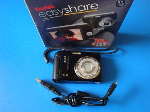 - Kodak EasyShare C1450 Digital Camera - White