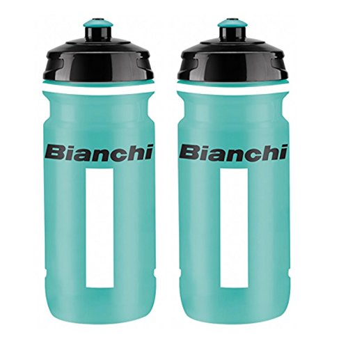 Bianchi Elite Loli Water Bottles 600ml (2 Pack)