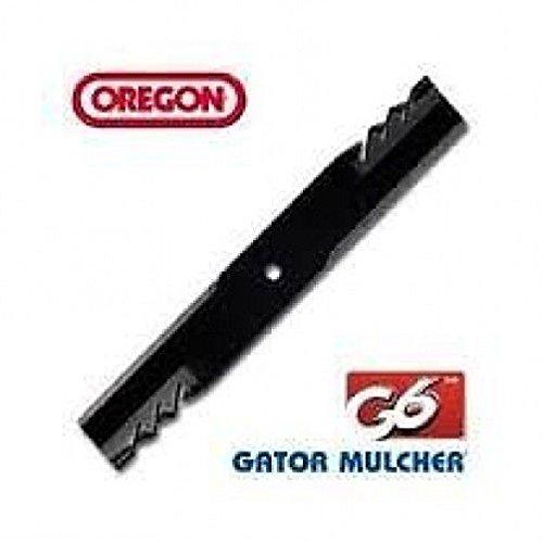 (3 PK Oregon 396-726 G6 Gator Mulch Blade Fits Ferris 1521227 A48185 481711 21227 ;PMN#4534TG48 3464YHREx31479)