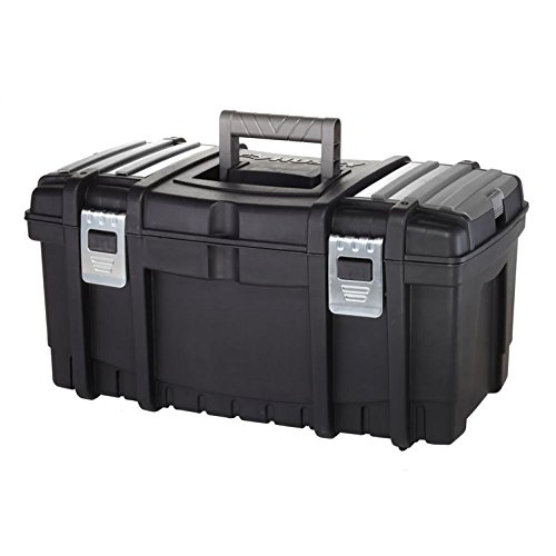 Volta Tray (Marketworldcup-PLASTIC TOOL BOX 22 In Hu Large Organizer With Metal Latches Storage Tray)