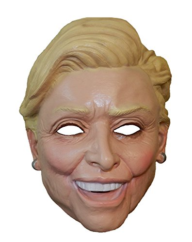 Forum Novelties Hillary R. Clinton Democratic Presidential Candidate Latex Mask]()