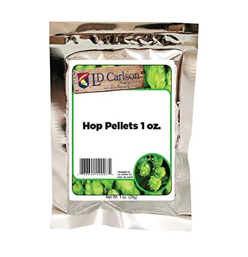 US Hop Pellets for Home Brew Beer Making - 1 Ounce - Cashmere