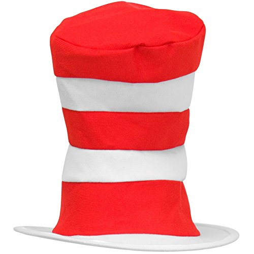 Dr. Seuss The Cat in the Hat - Hat (Child) - Dr Seuss Fish Costume