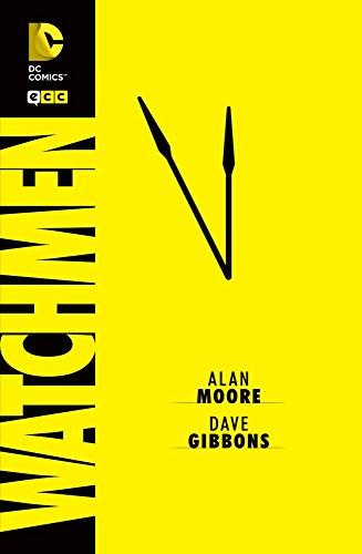 Descargar Libro Watchmen ) Alan Moore
