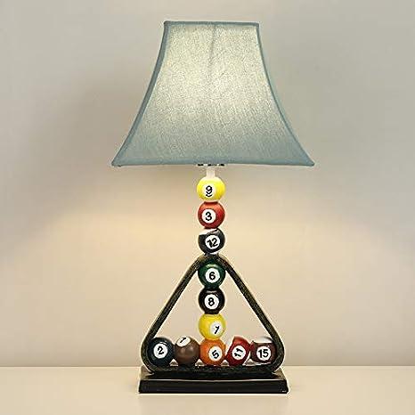 QYRL Lámpara de Mesa, lámpara de mesilla de Noche, lámpara de ...