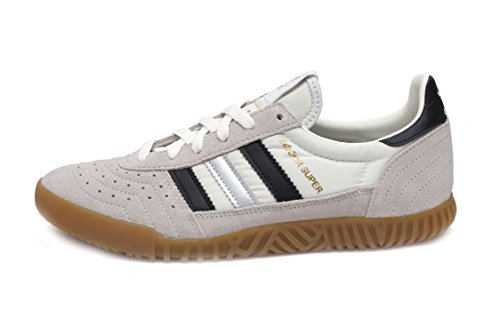 Vintage Black White Mens adidas Indoor Super Silver wqFtWX4W