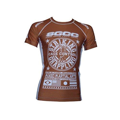 SGCC Rashguard Grand Prix tshirt MMA