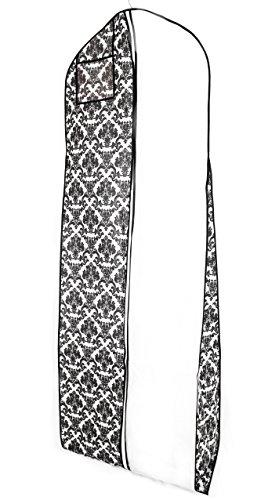 72 inch fabric garment bags - 4