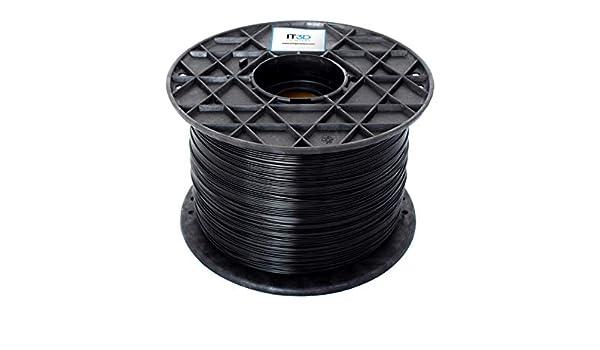 it3d filamento pla Negro 1.75m: Amazon.es: Electrónica