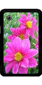 Funda para Samsung Galaxy Tab 2 P3100 - Flores Cosmos by LesImagesdeJon