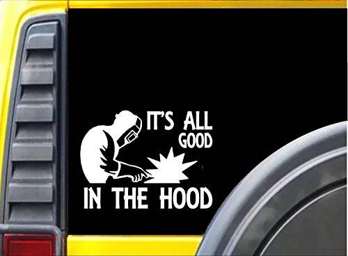 its all good sticker - 3