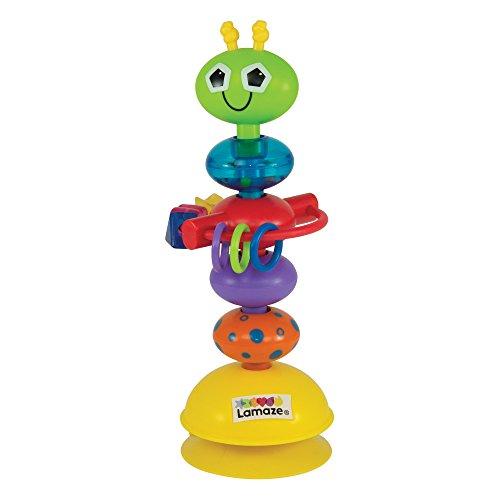 Lamaze Busy Bug - Tentetieso flexible para trona