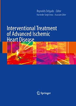 ischemic heart disease treatment pdf