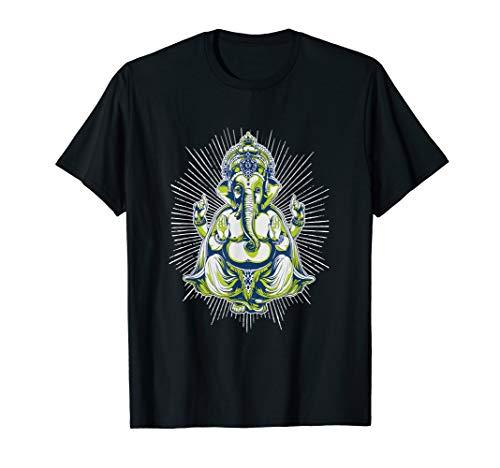 Ganesha T Shirt | Shiva Vishnu India Lovers Gift