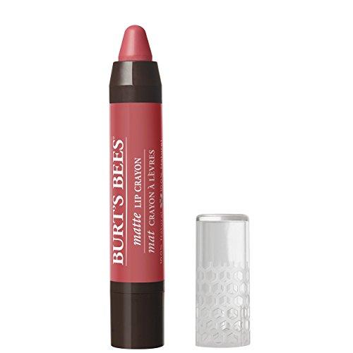 Burt's Bees 100% Natural Moisturizing Lip Crayon, Niagara Overlook Matte, 1 Crayon