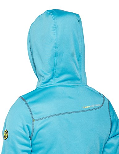 Taboule Azul Turquoise Chaqueta Lady Geographical Para Técnica Mujer Norway turquoise xU0zz5
