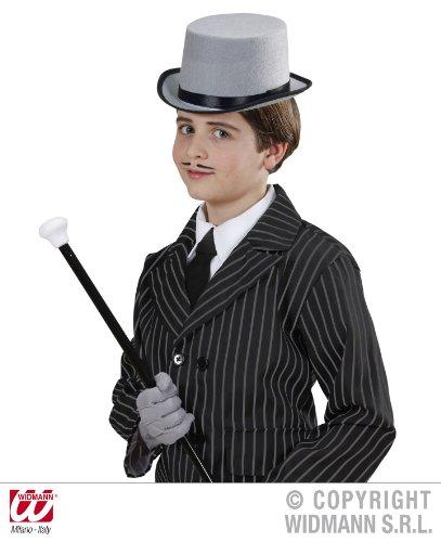 Top Hat Felt Child Size - Grey